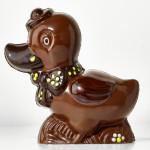 canard en chocolat